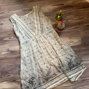 Boho Sheer Style Dress